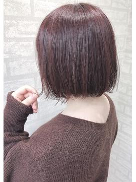 ☆Zina☆大人ボブ_スリークボブ厚めバングローライト11