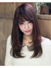 【OPEN以来大人気Totia梅田/ワンカールストレート】  Oggi.51
