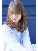 【Ciel】 シャルロット・ミディ Along with the blue door with.55