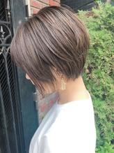 【melt】前下がりショート大人小顔 ひし形レイヤーサイド.57