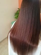 【和漢染め】頭皮と毛髪の健康美を目指す、本物志向の貴方へ…◇繰り返す度にハリのある美髪に導きます◎