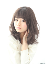 【GARDEN】耳かけて小顔☆絶対可愛いミディアム(田塚裕志)   スウィート.35