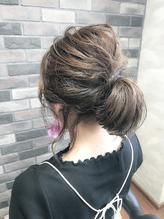 こなれ感☆アレンジヘア.5