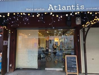 アトランティス 上野芝東側店(Atlantis)(大阪府堺市西区/美容室)