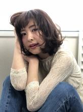 cie hair.オシャレ,波巻き,透明感,ラフ,カジュアル,スタイル.48