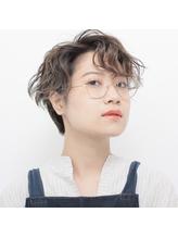 「picto」メランコリックなショート @山野理恵.31