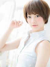 【シエル松戸】きちんとかわいい大人ボブエアリーショートa.40