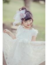 七五三・卒園式・入学祝に...Little Princess Photo Shooting. 卒園式.16