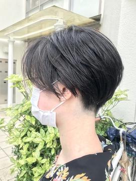 【Garden中村】ジェンダーレス☆刈り上げ女子【お客様スタイル】