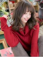 *+COVER HAIR+*…くせ毛風♪アシンメトリーセミディc ピュア.57