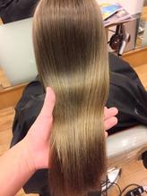 毛先がチリつかない、硬くならない、傷まない縮毛矯正『ネオリシオ』☆自分史上最高のストレート!