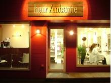 ヘアー アンダンテ(hair Andante)