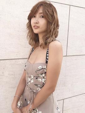 【SHIMA 神能】紗栄子さん最新スタイル