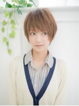 【カット+白髪染めリタッチカラー¥3600】メンテナンスで若々しさをキープ★嬉しいプライスで通いやすい!
