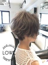 【LOWE能瀬】クリアベージュ.59