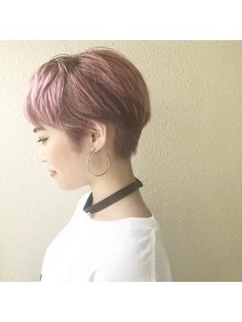 【neon】pinkie short☆