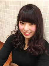 ☆愛されダークラベンダーアッシュヘア☆.0