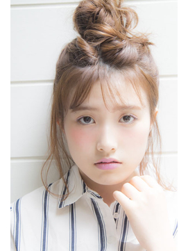 [Garland/表参道]☆カジュアルルーズなまとめ髪02☆