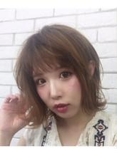 夏ショート/似合わせカット/ハイライト.21