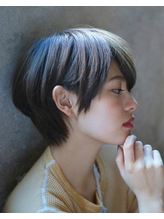 【+~ing 】丸みが可愛いStandard Shob【柳沼くるみ】 .48