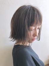 【COLK】透け感ボブ.45