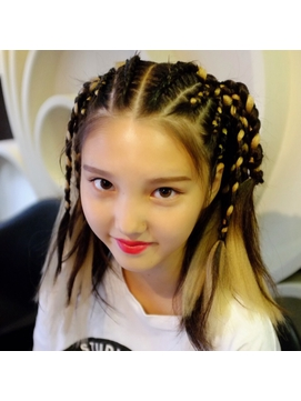 Bee cornrow