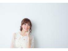 多種類から選べる可愛いヘアセット。¥2160~【京都駅直結】