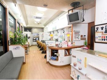 おしゃれ 南矢名店(神奈川県秦野市/美容室)