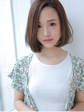 可愛い&キレイが叶う☆ワンレンボブ.17