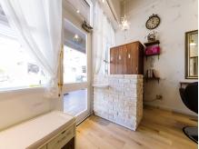 家具や小物など、ひとつひとつが可愛らしいプライベートサロン★