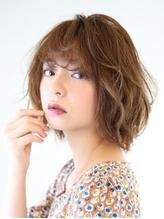 カールバングの抜け感ボブ【EARTH田町店】.6