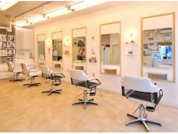 フェリーチェヘアメイクアンドキモノ (Felice hair make&kimono)(埼玉県川越市/美容室)