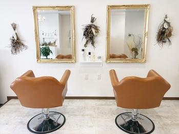 ヘアーサロン シム(hair salon Cime)(徳島県徳島市/美容室)