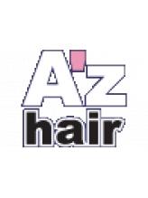 アズヘアー ハギハラテンジン(Az hair hagiharatenjin)