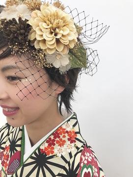【Befine京都】卒業式・謝恩会ショートでもできるヘアアレンジ★