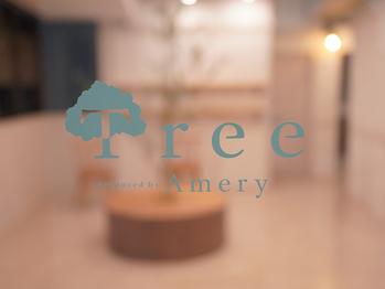 ツリープロデュースドバイアメリー(Tree produced by Amery)(神奈川県横浜市金沢区/美容室)