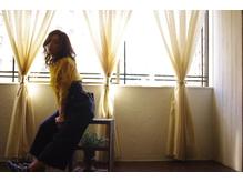 窓からの光に癒されます*