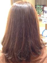 「美ツヤ髪カラー」髪質改善+カラー.11