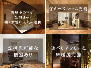 サザエ(SAZAE)(大阪府松原市/美容室)