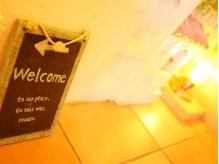 温かく、お客様をお迎え致します。