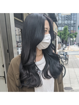 韓国人風ヨシンモリ 《 北野莉亜 》