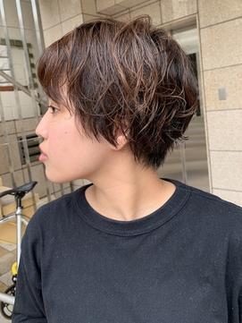 【吉祥寺】カジュアルストリートパーマ