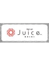 ヘアーアート ジュース 志紀(Hair art Juice)