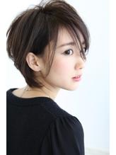 【骨格補正!!】絶対オススメの小顔ショートボブ☆神保貴文☆ .45