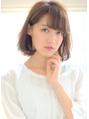 ◆MUSEUM◆柔らかワンレン♪ニュアンスボブ☆