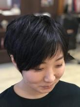 爽やかショートヘアー.40