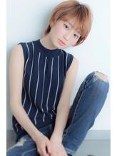 《k-two》♪透明感カラー&小顔ショート♪by齋藤 Oggi.20