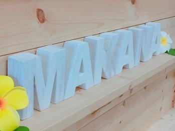 マカナ(MAKANA)(東京都町田市/美容室)