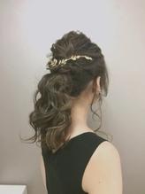 * arrange hair *   ×  バックカチューシャ カチューシャ.57