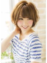 【miq池袋店】ヘルシーキュートショートスタイル 卒業式.3